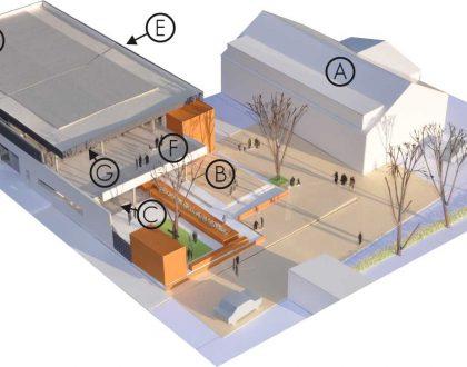 Wie wird der Neubau aussehen?