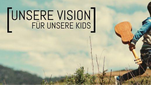 Unsere Vision - Kinder stark machen