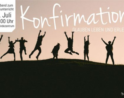 Konfirmationsgottesdienst 2019