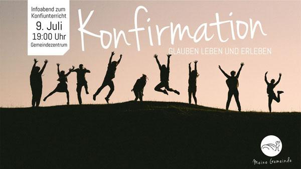 Konfirmationsgottesdienst 2019
