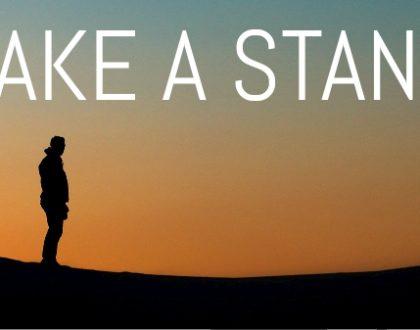 Take a stand - Wie du im Glauben stehst! - Bereitschaft