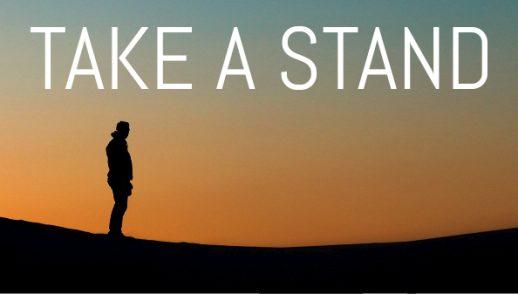 Take a stand - Wie du im Glauben stehst! – Gerechtigkeit