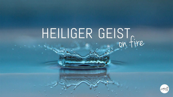 Heiliger Geist – like a dove