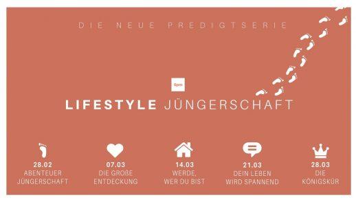 Livestyle Jüngerschaft (4) - Dein Leben wird spannend