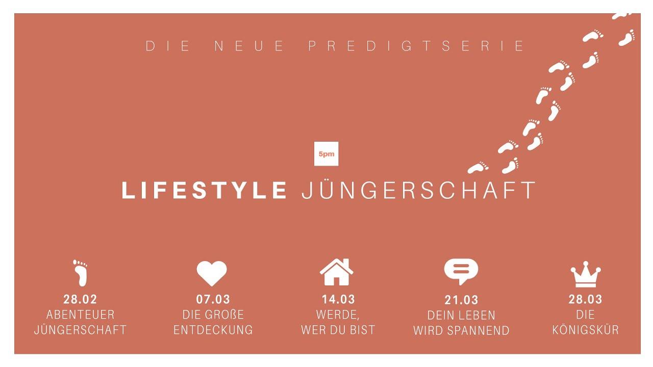 Livestyle Jüngerschaft (5) - Die Königskür
